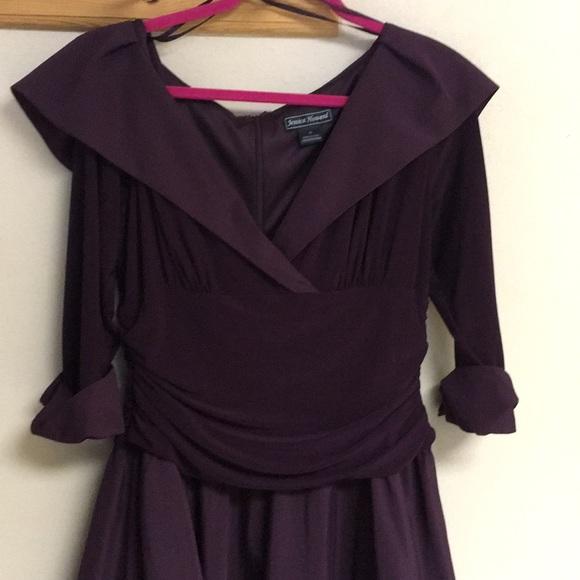 573982281af Jessica Howard Dresses   Skirts - Plum Dress
